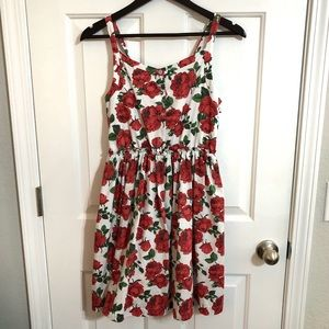 Disney Rose Dress, Girls XL